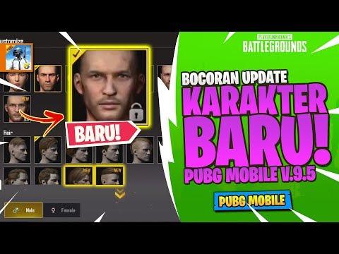 KARAKTER BARU! Gue Bahas Lengkap Bocoran Update PUBG Mobile v.9.5