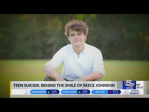 Teenage Suicide: Behind the smile of Reece Johnson