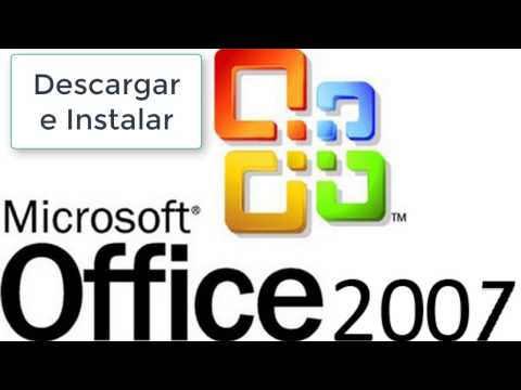 Descargar E Instalar El Office 2007 Gratis Con Serial...