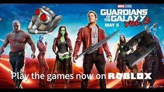 Roblox - Guardians of the Galaxy (Vol. 2) Event Alle Preise [Beendet]