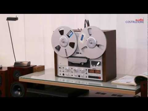 Revox PR99 di Sbisà Audiocostruzioni