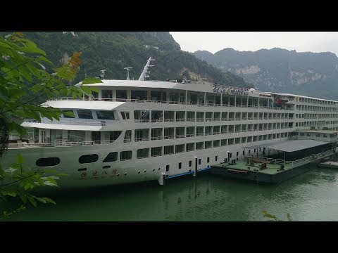 China Yangtze River Cruise--President Ship