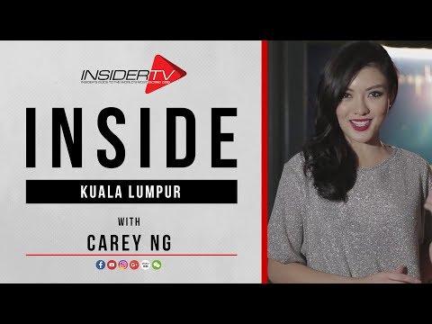 INSIDE Kuala Lumpur with Carey Ng   Travel Guide   December 2017