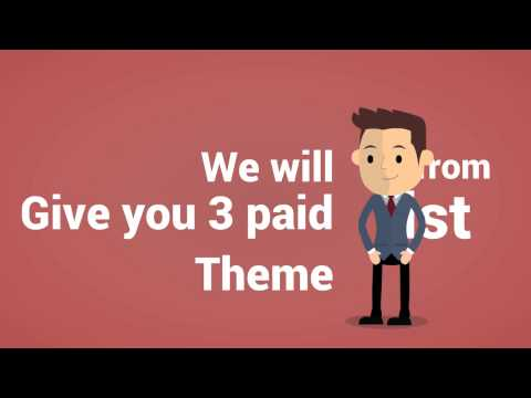 Wordpress installation services with paid themes&plugins