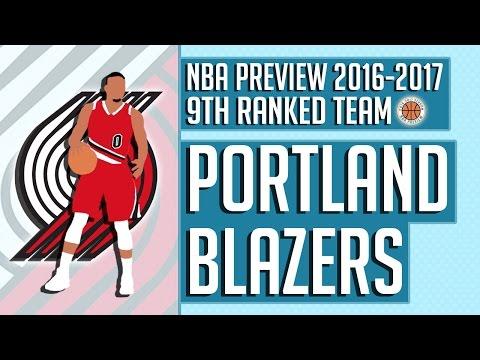 Portland Trail Blazers | 2016-17 NBA Preview (Rank #9)