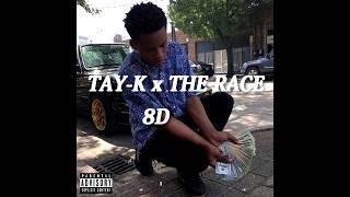 Tay-K - The Race (8D AUDIO) [BEST VERSION] 🎧 Resimi