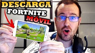 HOW TO DOWNLOAD FORTNITE FREE FOR MOBILE