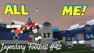 ALL ME! [Legendary Football Funny Moments #42]