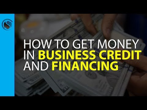 How to Easily Make Money Offering Business Credit and Financ