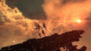 Пожалуй Лучшая Игра про Космос и Космические Корабли ! Eve Online на ПК