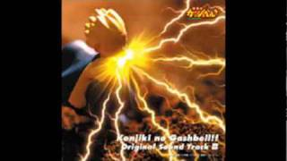 Konjiki no Gash Bell OST 2-17 Kanashii Tatakai