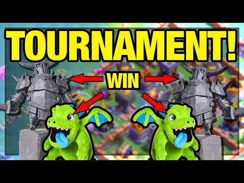 Thumbnail: Clash of Clans Tournament! PRIZES for Players and Viewers! Be SURE to Tune in!