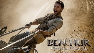 Ben Hur Trailer 2016 Paramount Pictures Youtube