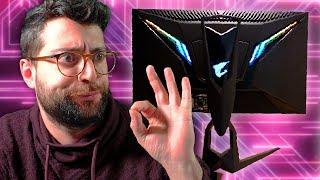 ¡Este le ha ganado a todos! Monitor Gaming Aorus AD27QD
