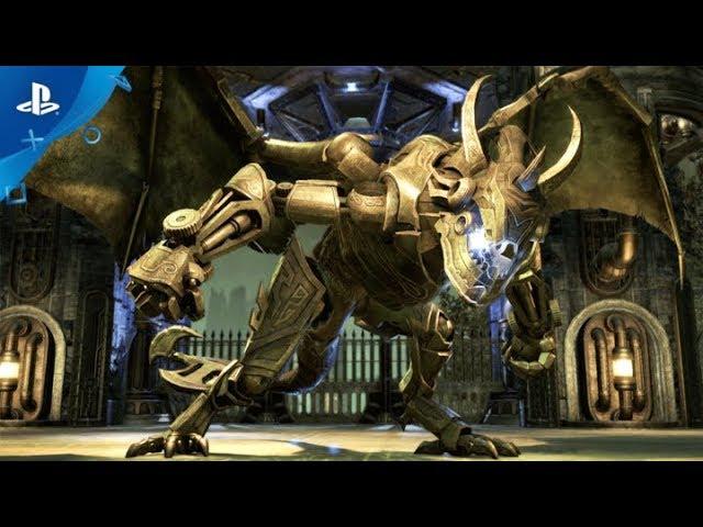 The Elder Scrolls Online - Clockwork City Launch Trailer | PS4