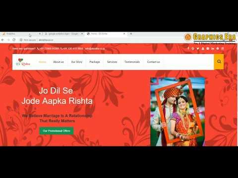 Google Analytics Tutorial in Hindi - How to Install Google