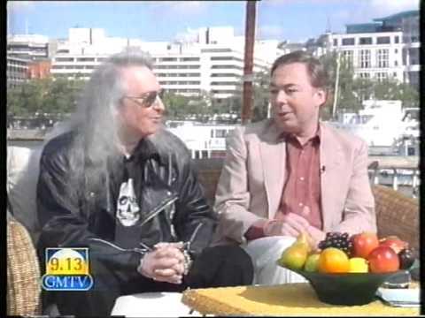 Jim Steinman - GMTV Interview 1998