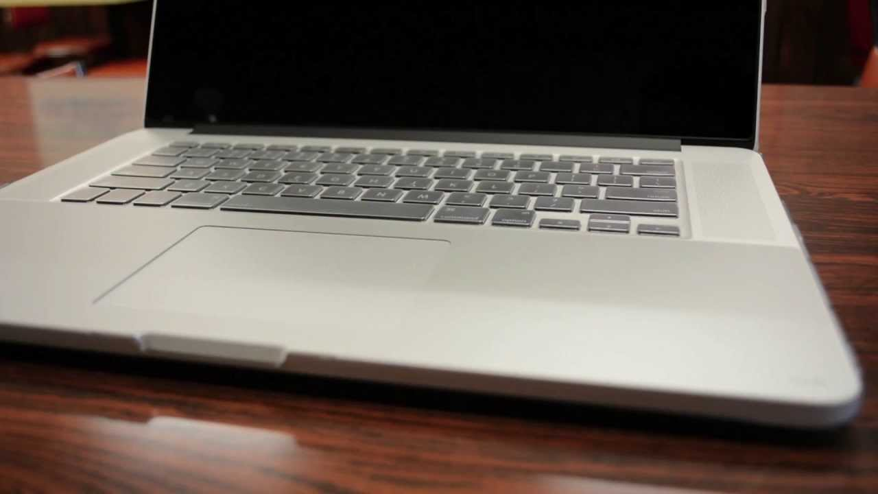 new styles 491b1 7e1f2 Thinnest and Best Keyboard Cover - 2013 Moshi Keyboard Cover - Retina  MacBook Pro - Review