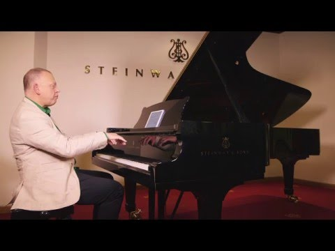 Forearm Rotation Piano Technique, Part 1