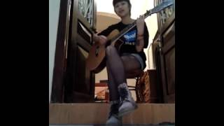 Forever Alone (Justa Tee) - Cover guitar cực đỉnh by Mờ Naive