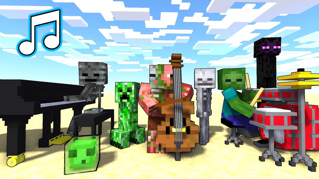 ♫Monster School Song : You - Approaching Nirvana (Minecraft Animation)♫