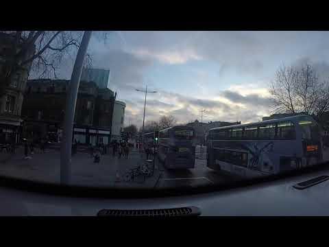 FULL ROUTE VISUAL: *NEW ROUTE* Bristol Metrobus M1 (Cribbs Causeway - Hengrove Park)