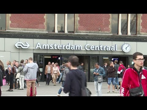 Two People Wounded After A Knife Attack At Amsterdam Station