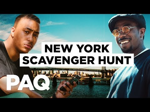 New York Scavenger Hunt feat. Ysa Perez | PAQ Ep #12 | A Show About Streetwear Mp3