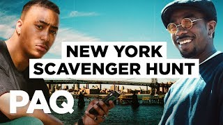 New York Scavenger Hunt feat. Ysa Perez | PAQ Ep #12 | A Show About Streetwear