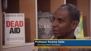 THE WEALTH OF GHANA DRAWN ON A MAP - Prof Kwame Addo
