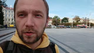 Челлендж на отпуск. Литва