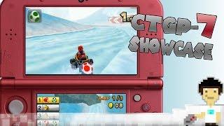 20+ New Tracks! | Mario kart 7 3DS CTGP Mod Showcase