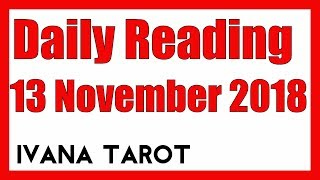 ❤️  Wedding Ring In One Month   Daily Tarot Reading 12 November