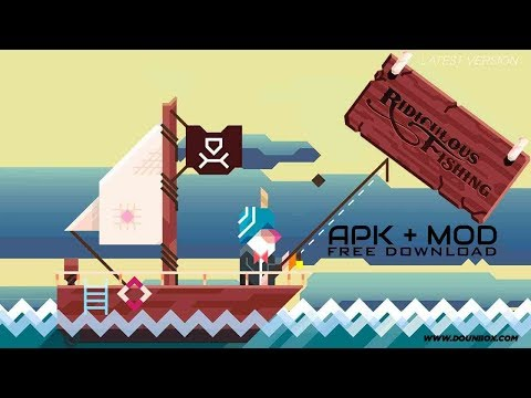 Ridiculous Fishing Apk Mod For Android Free Download 2020