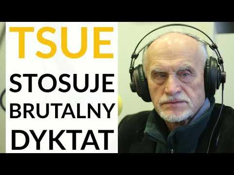 Andrzejewski: Wyrok TSUE to brutalny dyktat. Byłby prawomocny, gdyby Polska była kondominium