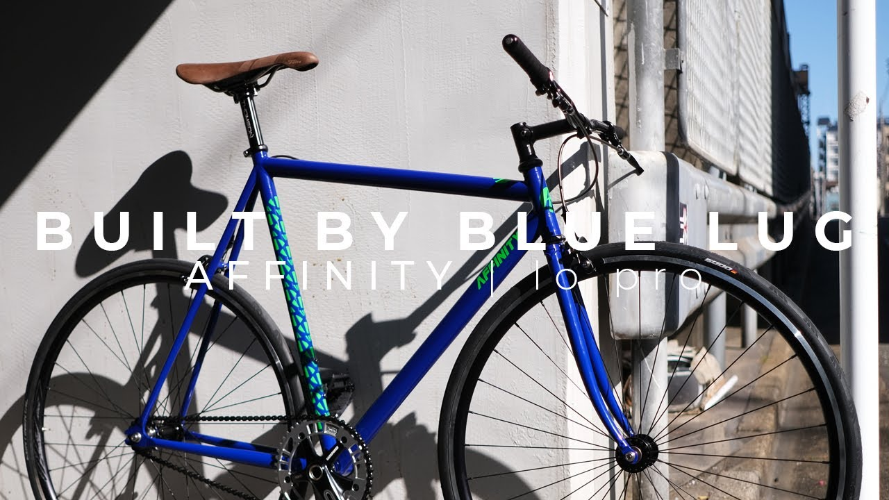 Download AFFINITY CYCLES lo pro BUILT BY BLUE LUG-ずっと見てられる自転車組み立て#4-