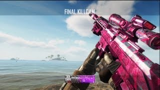 Black Ops 2 TRICKSHOT + KILLCAM Sniper Montage/Gameplay [Community]