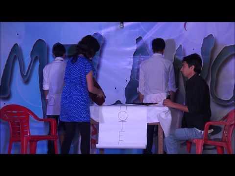 PYAR KA PUNCHNAMA SKIT @NIT PATNA BY FALTU GROUP