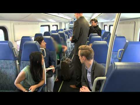 Metrolink Etiquette Series Episode 1: Bags