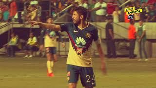 Color: Zacatepec vs América | Partido Amistoso | Pretemporada Clausura 2018