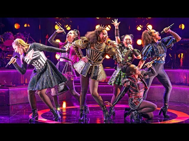 SIX the Musical on Broadway