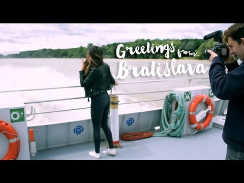 24 Hours in Bratislava   Greetings from Slovakia   Travel Diary Impressions   Michelle Danzinger