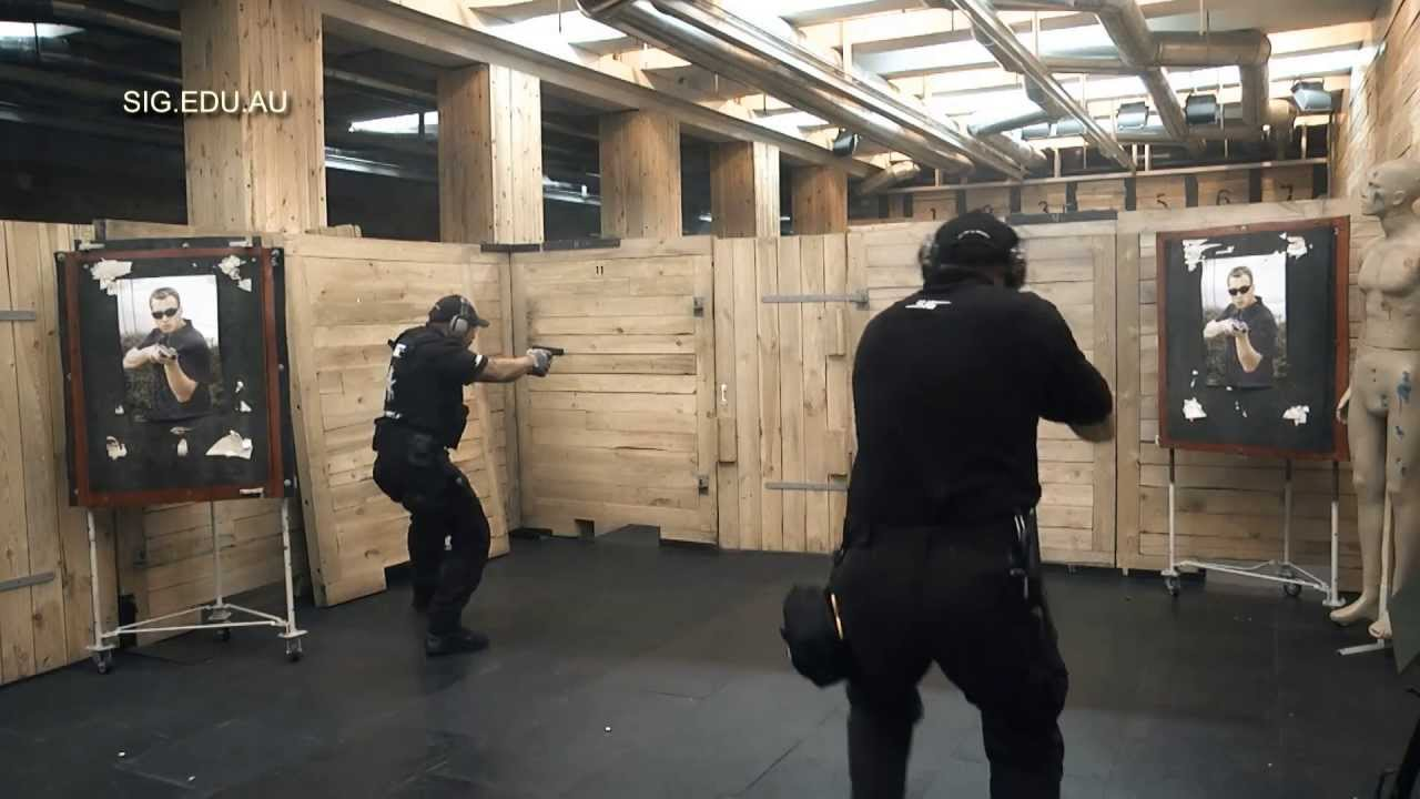 SIG Group Tactical Firearms Training Drills