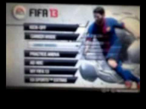 FIFA 13 PARA PSP