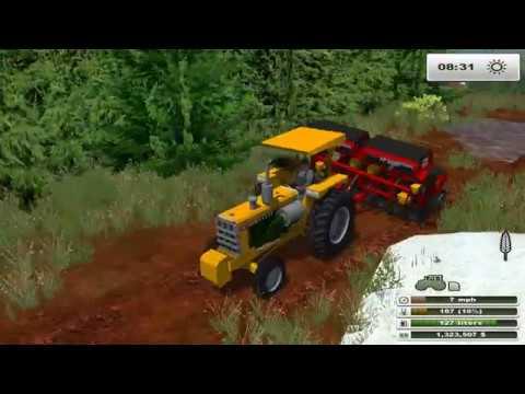 Farming Simulator 2013 - Jooj Com Os Pia(So Pra Não Ficar Sem Video)