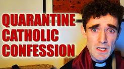 Quarantine Catholic Confession - Foil Arms and Hog