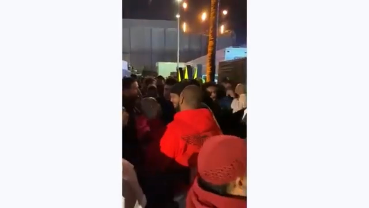 Wack 100 Knocked Out By Nipsey Hussle's Bodyguard JRoc at Rolling Loud