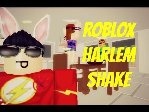 Harlem Shake Roblox