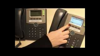 Cisco SPA504G Handsets - How to set call forward when no answer to voicemail
