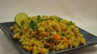 Quinoa Pulao Indian Recipe